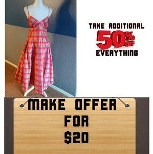 Isaac Mizrahi Dress Plus Size 16